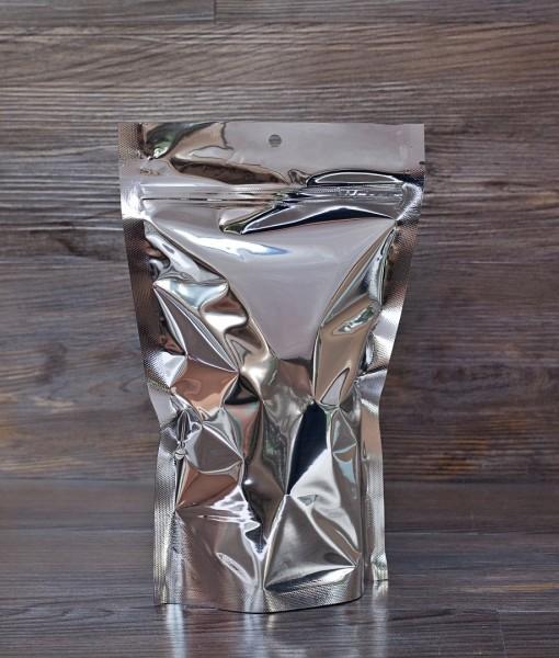silver edibles bags