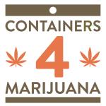 Company logo Containers 4 Marijuana